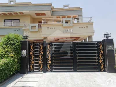 1 Kanal Brand New House Is Available For Sale