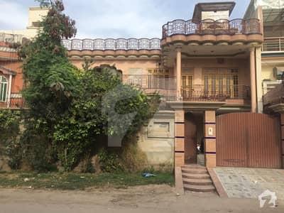 1 Kanal Double Storey House In Shah Rukne Alam K Block