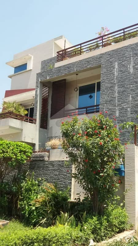 Owner Built Kanal Double Unit One Year Old House Is Available For Sale Extraordinary Hot Location