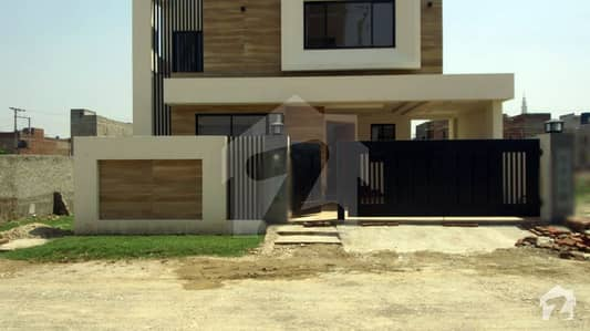 10 Marla House For Sale In Bankers Cooperative Housing Scheme