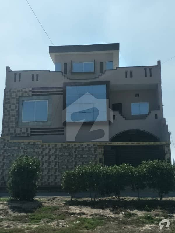 8 Marla Triple Storey House For Sale