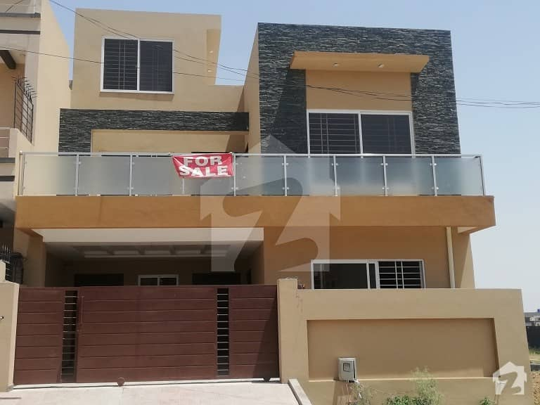 Triple Storey House Available For Sale In Jinnah Garden Phase-1.
