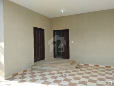 Here Is A Good Opportunity To Live In A Well Built  Brand New Bungalow For Sale  In Navy Housing Society