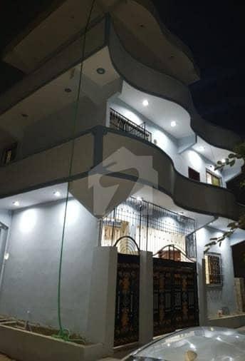 Double Storey New Beautiful Bungalow For Urgent Sale Muhammad City Society Near Shah Faisal Colony