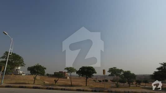 One Kanal Plot For Sale In DHA Phase 3
