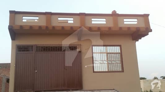 5 Marla Brand New Corner House For Sale At Good Location