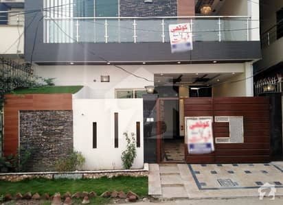 5 Marla Brand New House For Sale In C Block Of Park Arab Society Phase 1