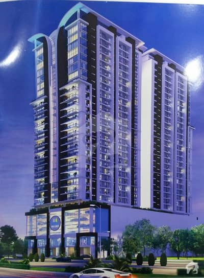 2 Bedroom Apartment Available For Sale In Dominion Twins Tower