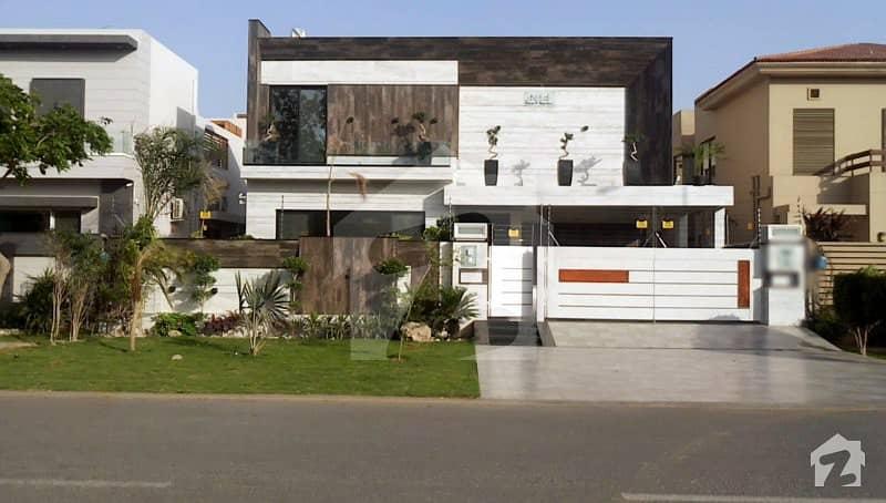 DHA Raya Luxurious 2 Kanal Residential Golf View Villas