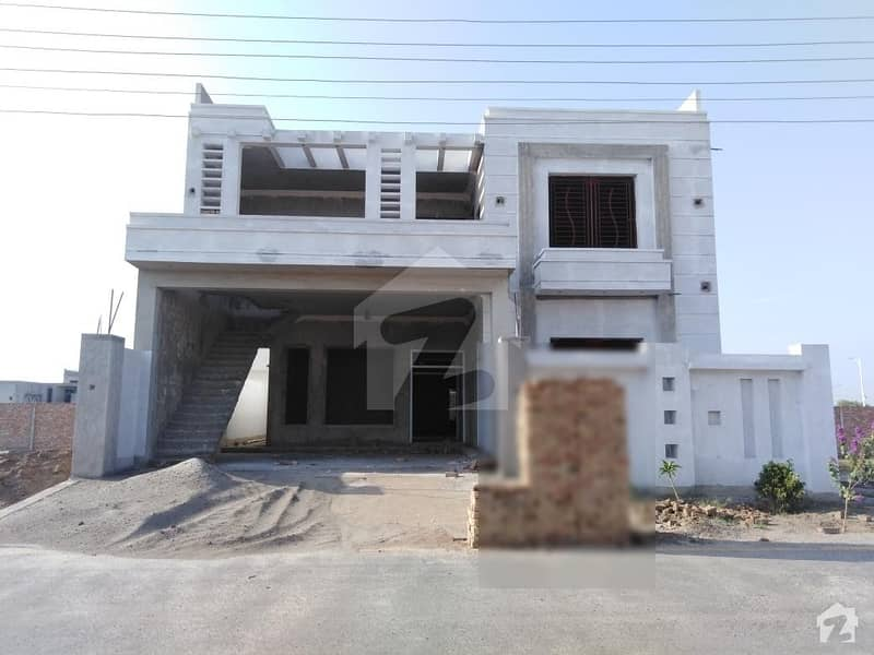 12 Marla Double Story House For Sale