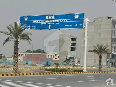 20 Marla Pair Plot For Sale Main Boulevard Nearby Plot No 207+208