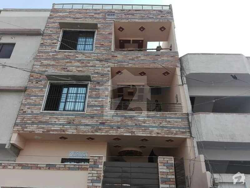 Ground + 2 Floors Park Facing House Available For Sale In Good Location