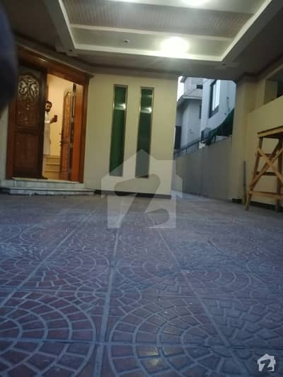 10 Marla Beautiful House Like Brand New Available For Rent In Reasonable Price