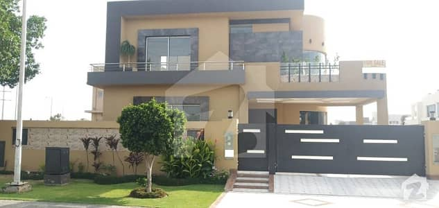 1 Kanal Brand New Bungalow For Sale In DHa