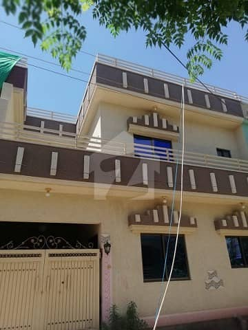House Is Available For Sale In Yousaf Clony Bostan Khan Road Chaklal Scheem 3
