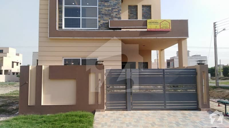 5 Marla Luxury House Double Storey For Sale In DHA Rahber Phase 2 Defence Road Lahore