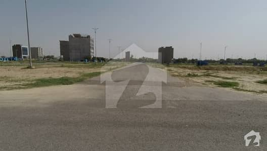 4 Marla Plot For Sale At Commercial Broadway Block C Of Dha Phase 8