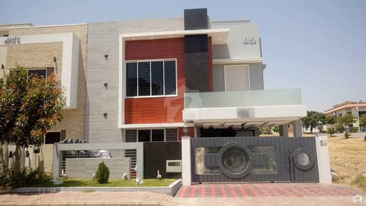 5 Bed House Is Available For Sale In E Block Phase 8 Bahria Town