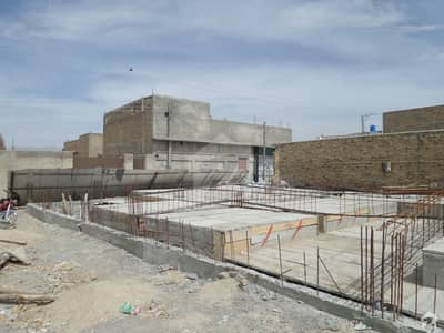 Under Construction Flat For Sale On Installments At Barat Road Jinnah Town Pvt Land