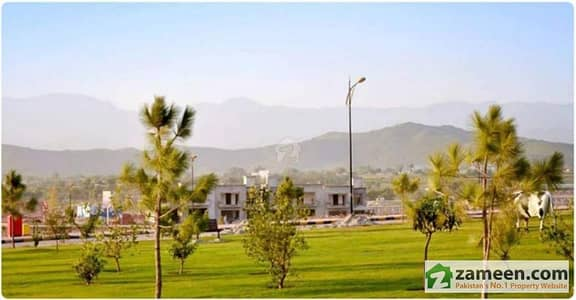 Sector G  8 Marla Road 2 Best Location Plots For Sale