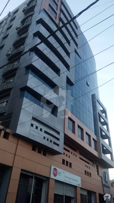 1077 Sq Ft Office For Rent In Clifton Horizon Tower