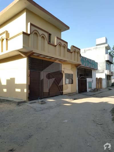 5 Marla Corner Home For Sale In Islamabad H-15