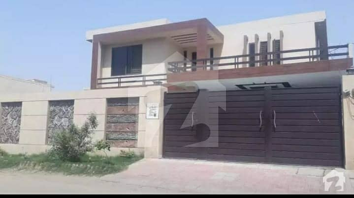 20 Marla House For Sale At Bahadarpur Near Nab Office  Bilawal House