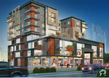 Serene Heights Offers One Bed Apartment At Low Price