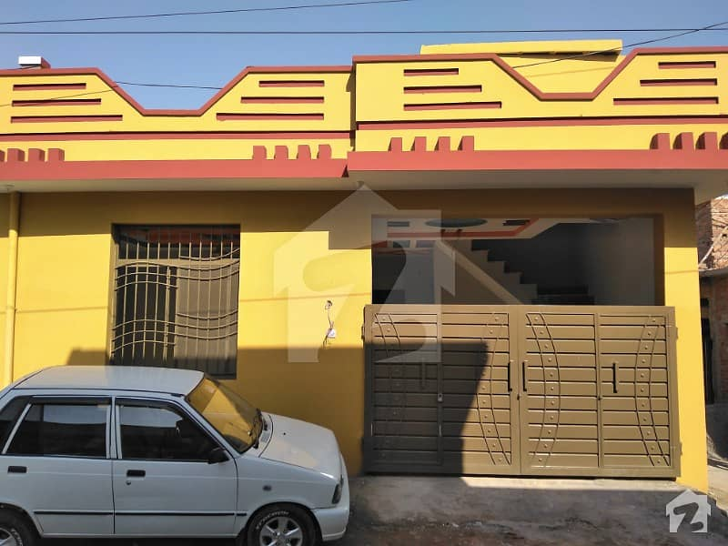 Brand New 3 Marla House Is Available For Sale In Adiala Road