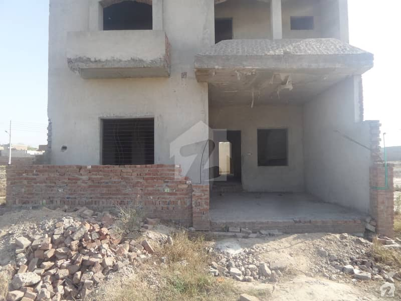 Double Storey Beautiful House For Sale at Azhar Residencies Okara