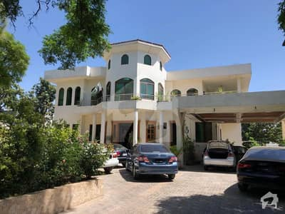 جی ۔ 6/3 جی ۔ 6 اسلام آباد میں 11 کمروں کا 3.73 کنال مکان 34 کروڑ میں برائے فروخت۔