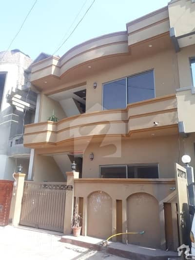 Double Double Storey House Available For Sale In H-13