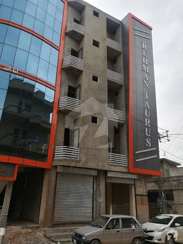 H-13 Islamabad 2 Bed Apartment With Tv Lunch New Ready Just 28 Lakh Available