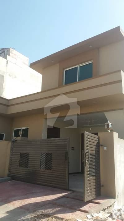 Soan Garden 6 Marla Single Storey Brand New Home With 2 Marla Extra For Sale
