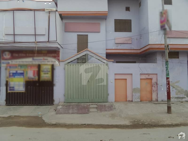 Double Storey Beautiful Corner Bungalow Available For Rent At Khan Colony Road Okara