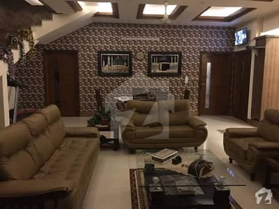 Beautiful 400 Sq Yd One Unit Portion Just Like Bungalow House Available For Sale