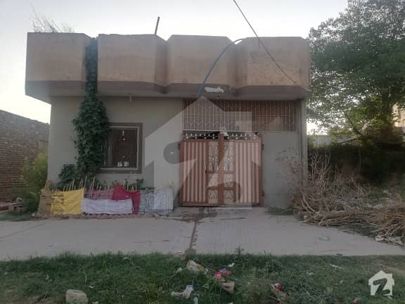 House Is Available In Bakar Colony