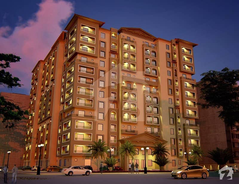 1 Bed Luxury Apartment For Sale in Multi Garden B17 CDA Sector Islamabad