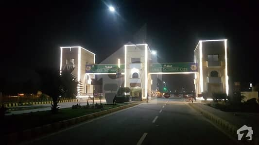 3 Marla 2 Bed Apartments at 3. 5 Years Installments Lahore Motorway City