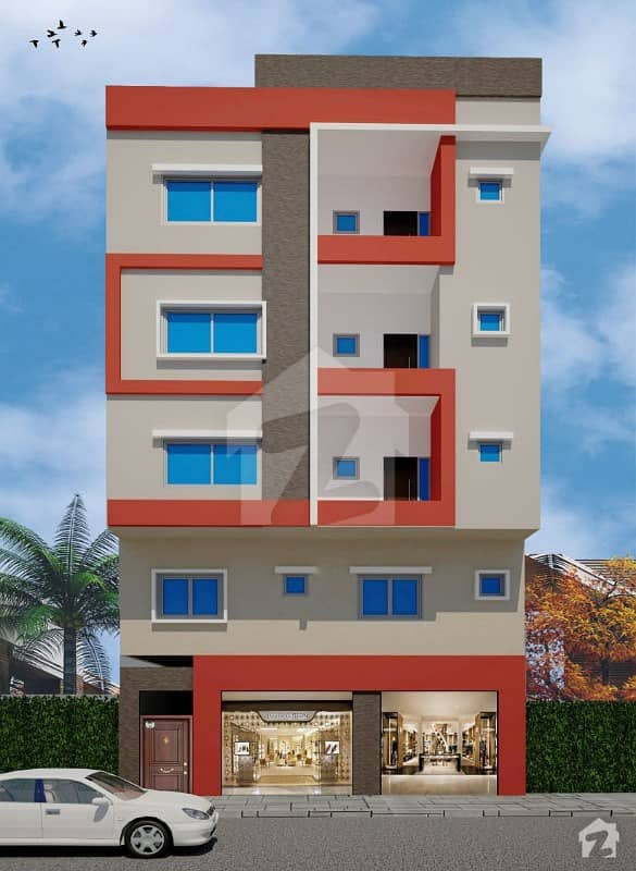 Luxurious Flat Is Available On Booking