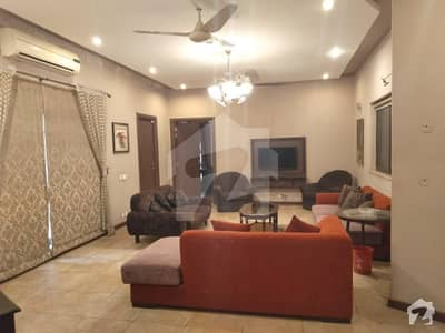 VIP Full Furnished Upper Portion Is Available For Rent In DHA Defence Lahore