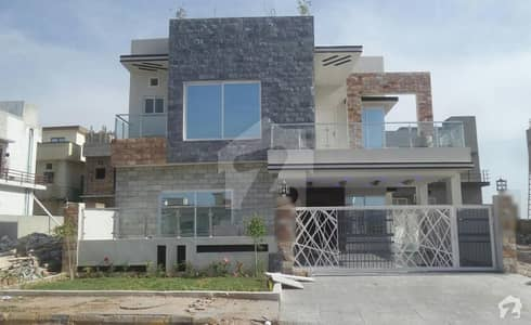 bahria town phase 8  overseas 5 10 marla brand new  house for sale