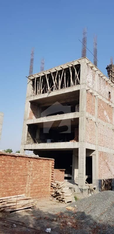 416 Sq Feet Fully Furnished Apartment For Sale In Rizco Heights Of Bahria Town Sector C