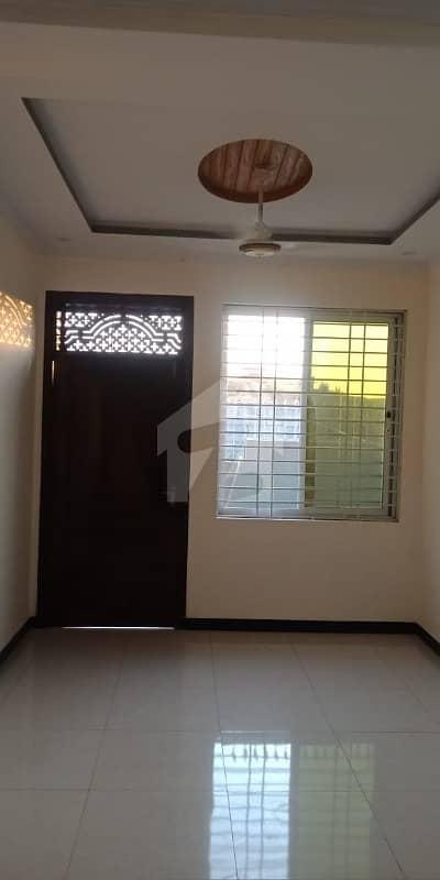 Korang Town 6 Marla Single Story Brand New House For Sale