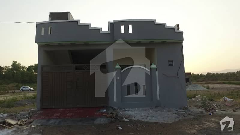 Single Story Beautiful Houses Is Available For Sale