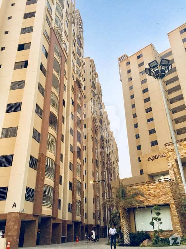 3 Bed Drawing Dining Flat For Sale In Gulshan E Iqbal Block 1