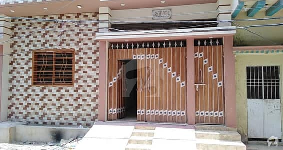 120 Sq. Yard Double Storey Bungalow For Sale In Khursheed Town