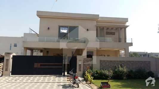 1 Kanal Bungalow For  Rent  In Dha Defence Phase 7 X Block
