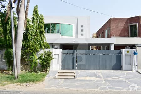 One Kanal Well Maintained Bungalow Near Sheeba Park Must Once Visit
