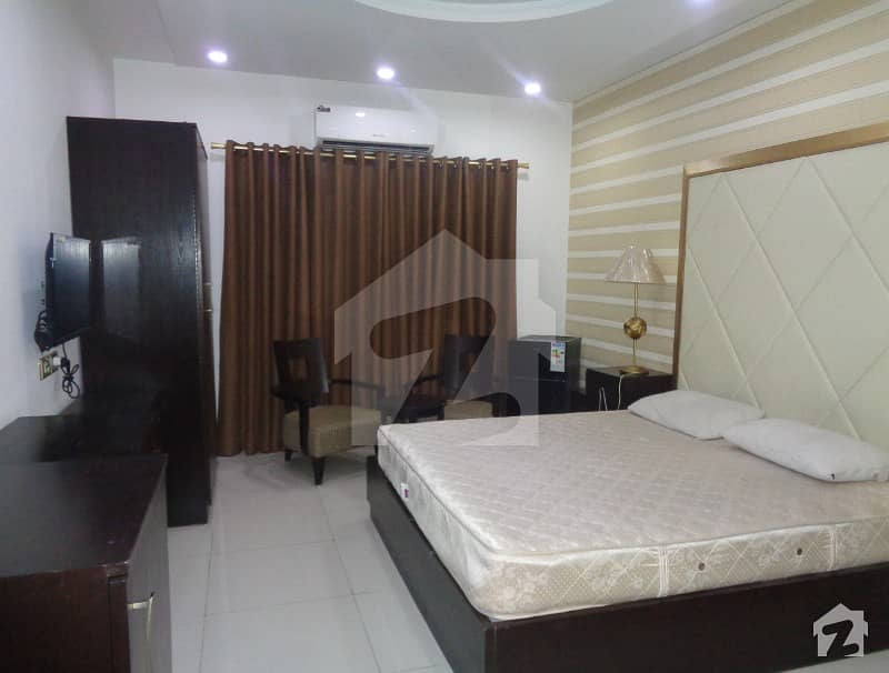Furnished Rooms Available On Weekly Basis At Kohinoor City
